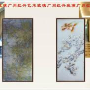 艺术玻璃家装酒店背景供应批发商图片