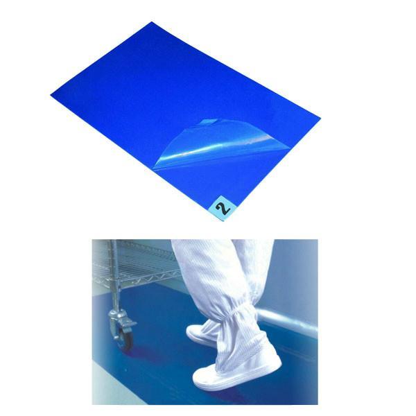 粘尘垫生产厂家 18*36粘尘垫大量现货 价格优惠