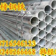 镀锌钢管每米价格图片