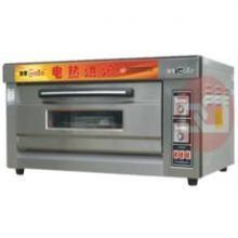 供应武汉单层双盘烤箱武汉商用烘焙烤箱电热烧烤箱