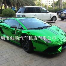 供应深圳敞篷跑车出租/顶级跑车租赁图片