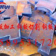 江苏东台莱钢Q235B沙钢中板图片