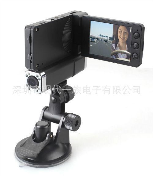 供应双镜头记录仪