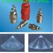 PP空心锥形烟气脱硫螺旋雾化喷头图片