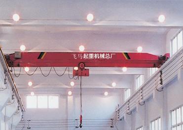 供应各种规格LB型电动单梁起重机
