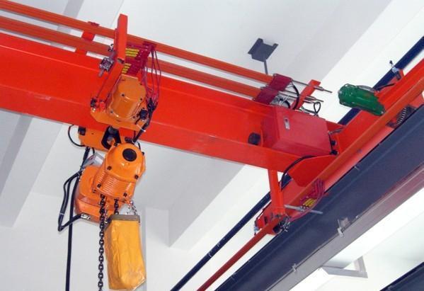 供应各种规格简易电动单梁起重机