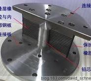 上海铅芯橡胶支座图片