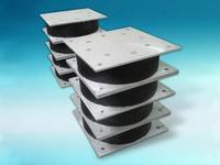 供应新疆隔震橡胶支座价格/新疆最好隔震橡胶支座生产厂家