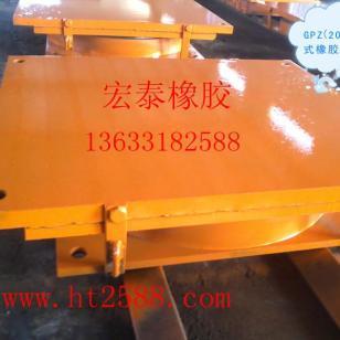 江西09标准盆式橡胶支座图片