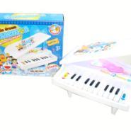 哆啦A梦3D灯光音乐电子琴钢琴图片