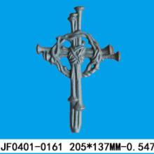 供应铸铁十字架金属工艺品各种铸铁十字架冲压十字架批发