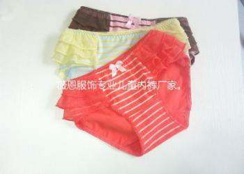 外贸日韩儿童内裤图片
