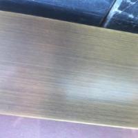 供应不锈钢拉丝板