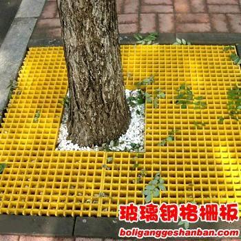 供应玻璃钢树箅子38mm型市政专用