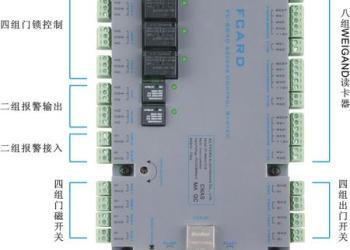 FC-8800 智能网络型门禁控图片