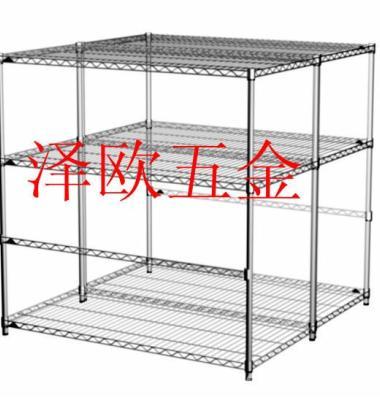 铁网货架图片/铁网货架样板图 (4)