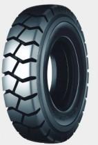 1100-20叉车实心轮胎图片