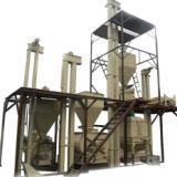 供应饲料加工设备简易250颗粒成套机组
