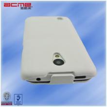 供应最新款荔枝纹天语U6手机保护套更加轻薄厂家自销批发