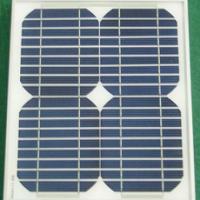 供应12V电池充电板 太阳能电池板10W