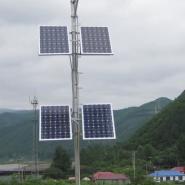 太阳能监控器光伏板图片