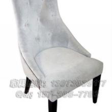 供应餐厅包布椅子/餐厅沙发椅子