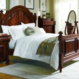 美式房间房家具图片