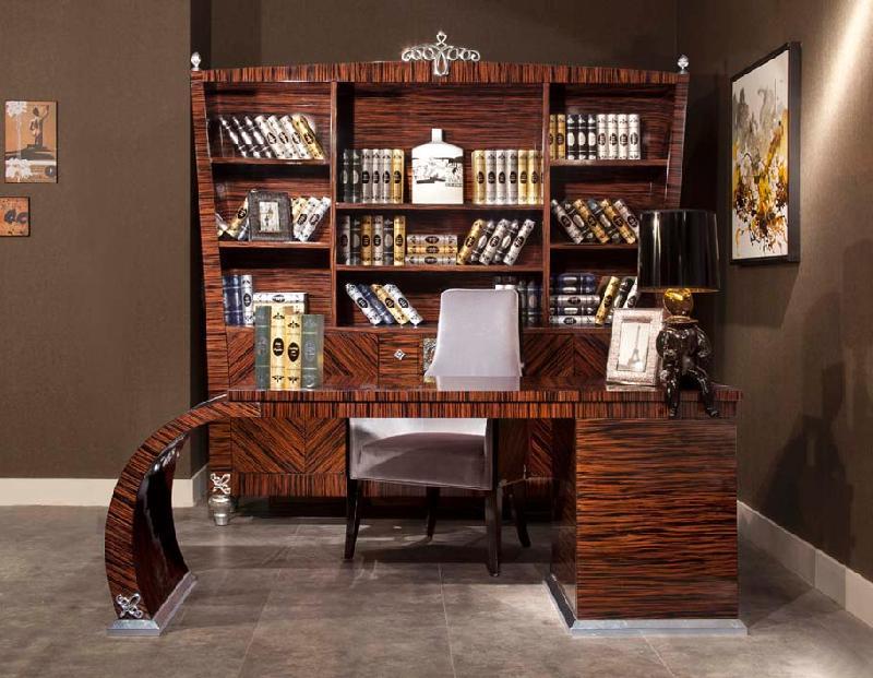 新中式奢华家具组合,全屋配套,客厅 餐厅 卧房 书房,黑檀雕刻高光图片