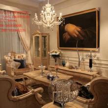 供应法式家具量身定制,客厅,餐厅,卧房,白色高贵优雅,量身定制图片