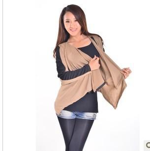 潮流时尚韩版女式拉链平色短外套图片