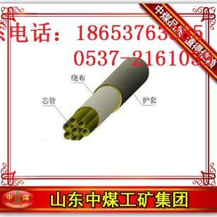 煤矿束管PE束管PVC束管图片
