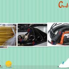供应水下电线电缆水下弹簧线螺旋电缆