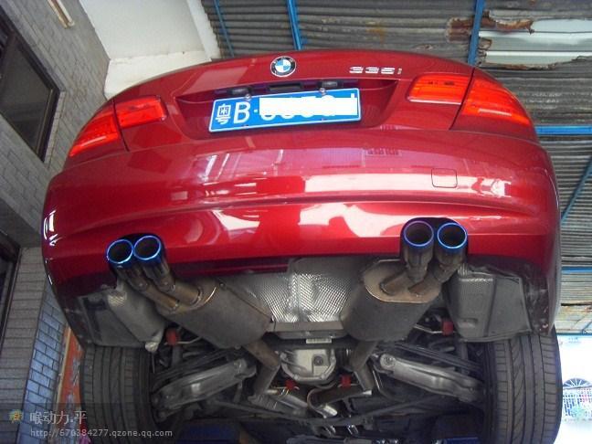 供应BMW宝马650改装排气系统