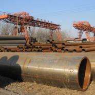 材质12CrMo大口径合金无缝钢管图片