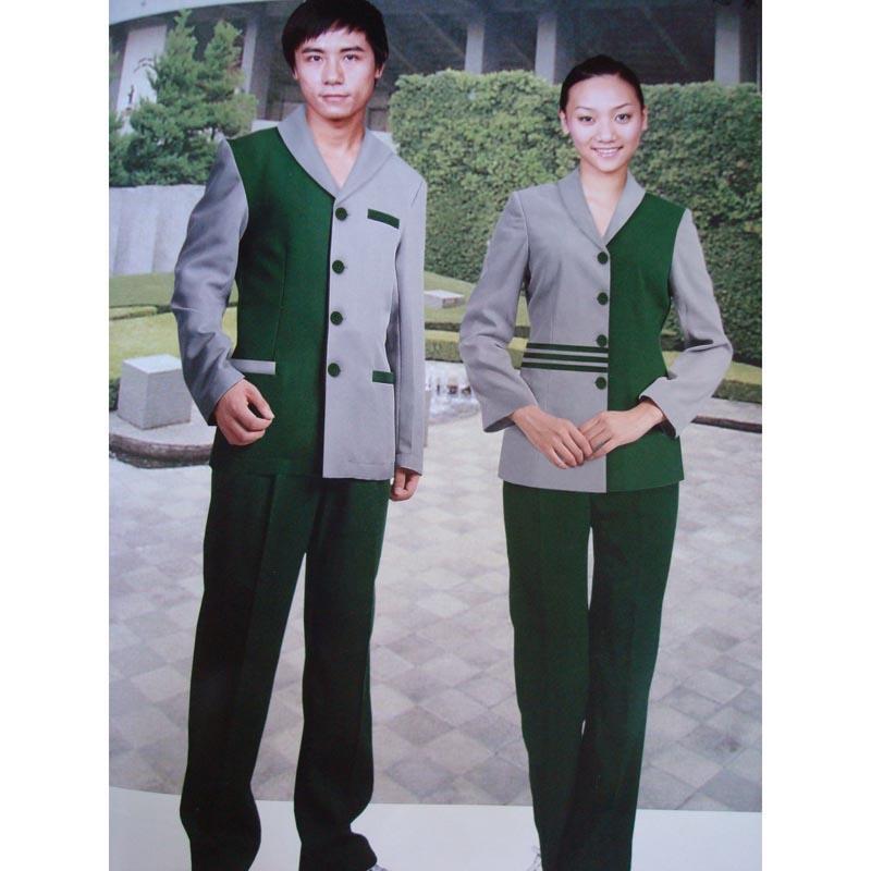 创意 工作服/供应泉州工作服生产厂服图片