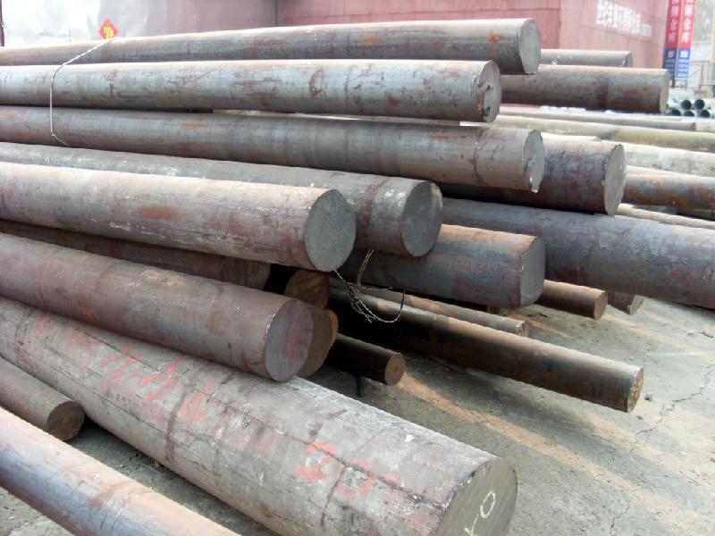 供应Q345e圆钢规格50钢江苏生产厂家图片