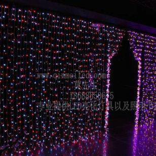 LED窗帘装饰灯图片