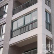 上海凤铝789型单层平移窗图片