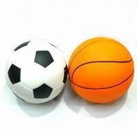 供应PU足球PU篮球玩具图片
