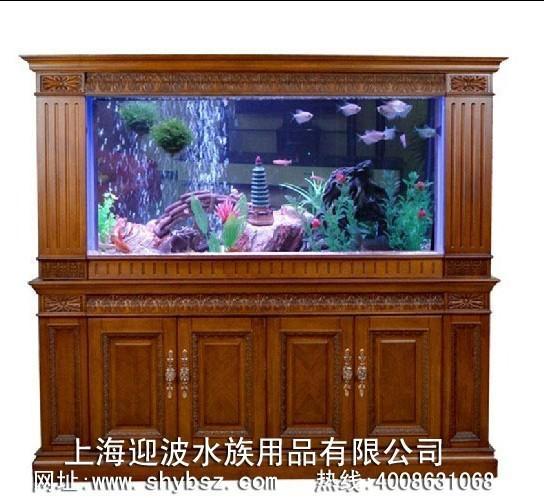 玻璃鱼缸图片 玻璃鱼缸样板图 上海玻璃鱼缸定做 上海迎波...