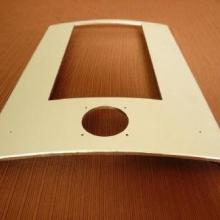 供应出口高档汽车功放面板金属面板加工铝功放面板盛旺面板生产加工