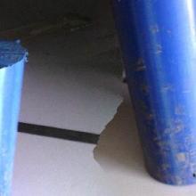 供應騰豐橡塑進口藍色尼龍棒圖片