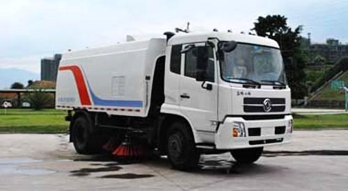 东风天锦洗扫车扫路车