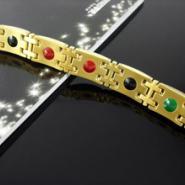 非主流时尚钛锗手链生产厂家图片