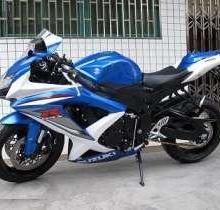 铃木摩托车两轮摩托车进口摩托车铃木GSX-R750