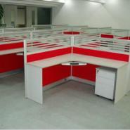 厂价批发办公家具屏风办公桌图片