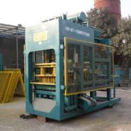 锡林郭勒盟全自动液压砌块砖机免图片