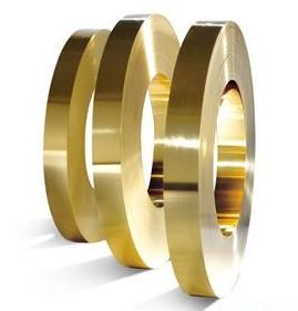 供应H65黄铜带环保黄铜带厂家