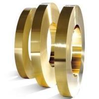 供应H65黄铜带H65高精黄铜带价格