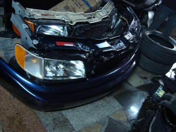 海马普力马拆车件 二手汽车配件图片高清图片